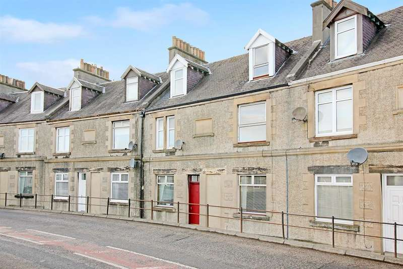 2 Bedrooms Apartment Flat for sale in McLaren Terrace,Carron, Falkirk