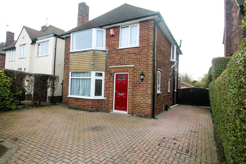 3 Bedrooms Detached House for sale in Broomfield Avenue, Chesterfield
