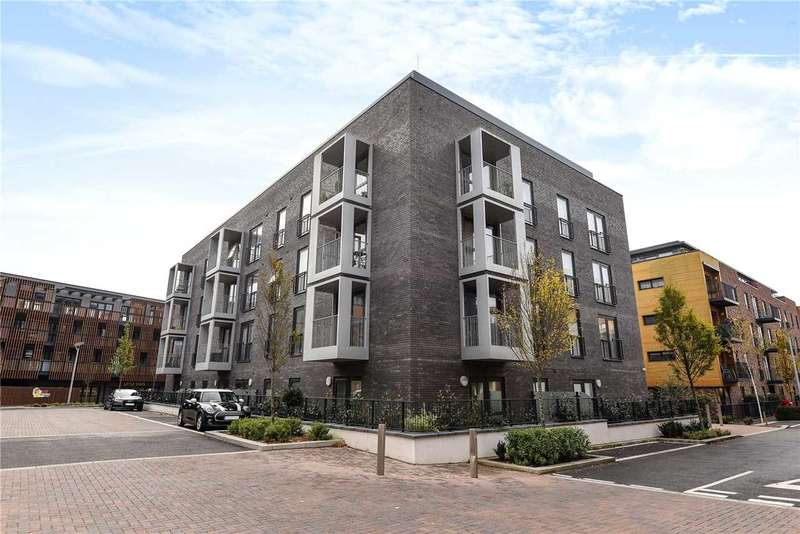 3 Bedrooms Flat for sale in Carnavon House, Howard Road Stanmore Place, Stanmore