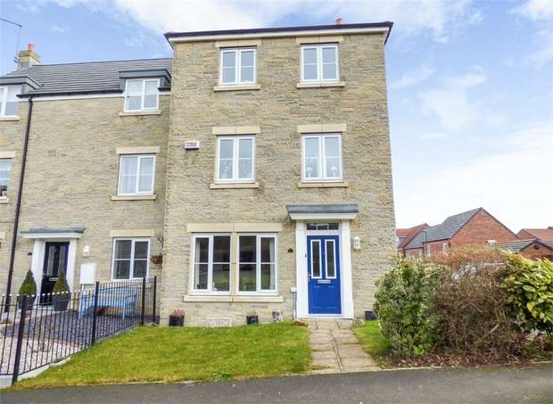 4 Bedrooms End Of Terrace House for sale in Etal Walk, Skelton-in-Cleveland, Saltburn-by-the-Sea, North Yorkshire