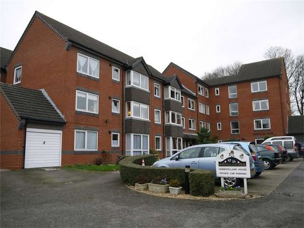 1 Bedroom Flat for sale in Homewelland House, Leicester Road, Market Harborough, Leicestershire