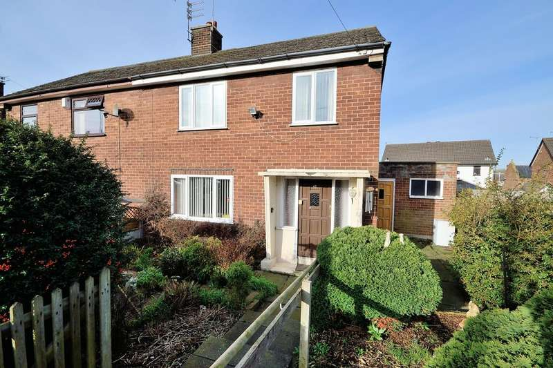 3 Bedrooms Semi Detached House for sale in Mountain View, Helsby, Frodsham, WA6