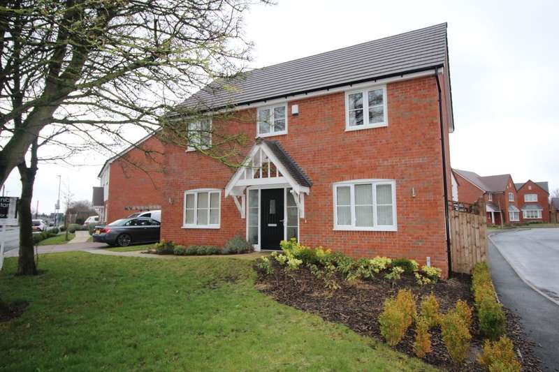4 Bedrooms Detached House for sale in Bellamy Lane, Wolverhampton, WV11