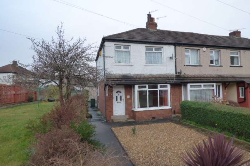 3 Bedrooms Semi Detached House for rent in Pasture Road, Baildon, Shipley, BD17