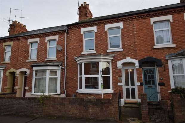 2 Bedrooms Terraced House for rent in Byron Street, NORTHAMPTON