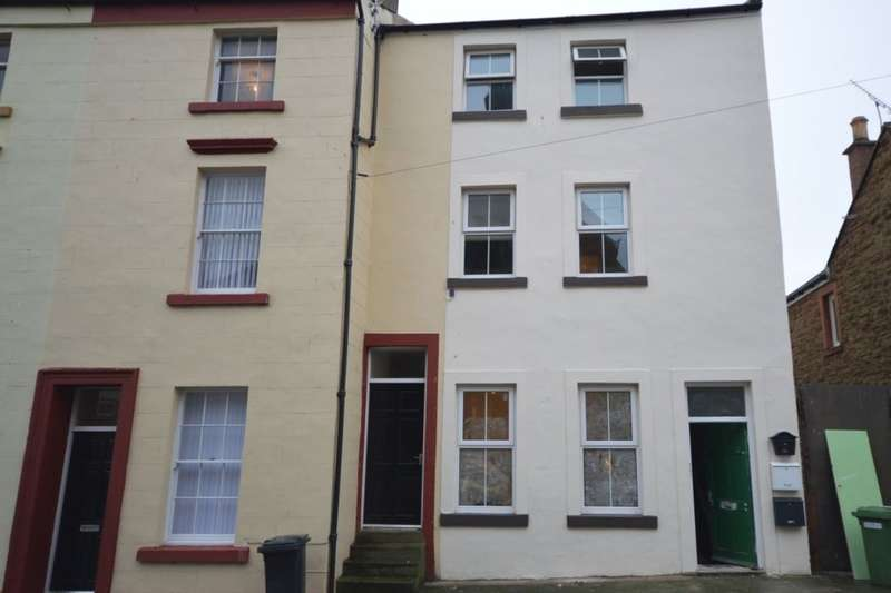 2 Bedrooms Flat for rent in Kirkby Street, Maryport, CA15