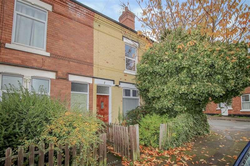 2 Bedrooms Terraced House for sale in Collin Street, Beeston, Nottingham