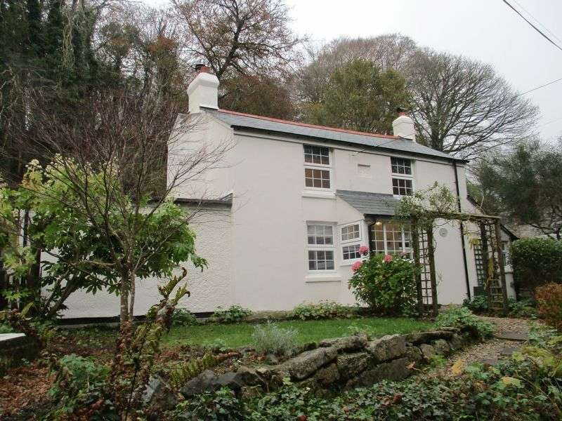 2 Bedrooms Property for sale in Mill Cottage Carthew, St. Austell