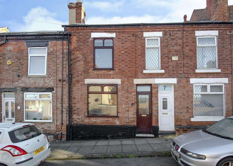 2 Bedrooms House for sale in Antill Street, Stapleford, Nottingham