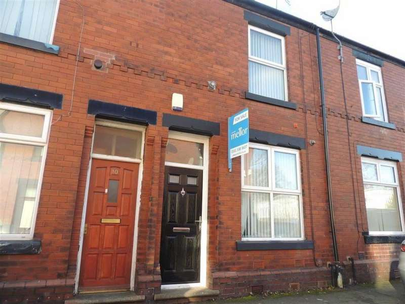 2 Bedrooms Terraced House for sale in Clayton Street, Dukinfield