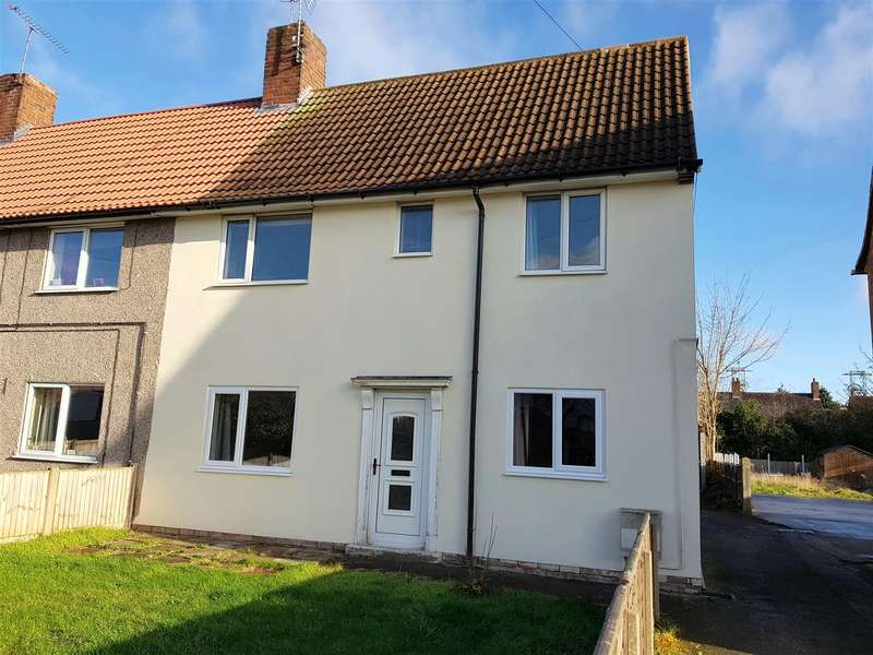 3 Bedrooms Town House for sale in Third Avenue, Clipstone Village, Mansfield