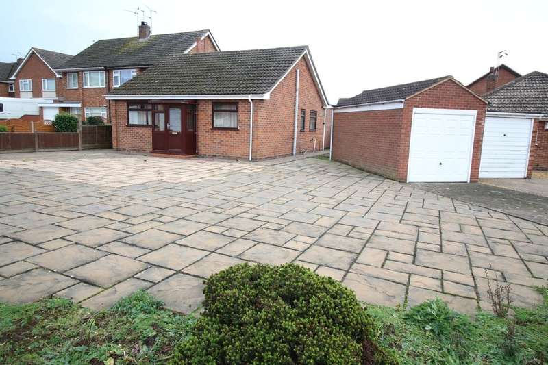 2 Bedrooms Detached Bungalow for sale in Benn Road, Bulkington, Bedworth, CV12