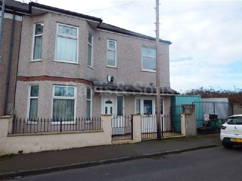 4 Bedrooms End Of Terrace House for sale in Constance Street, Off Caerleon Road, Newport. NP19 7DD