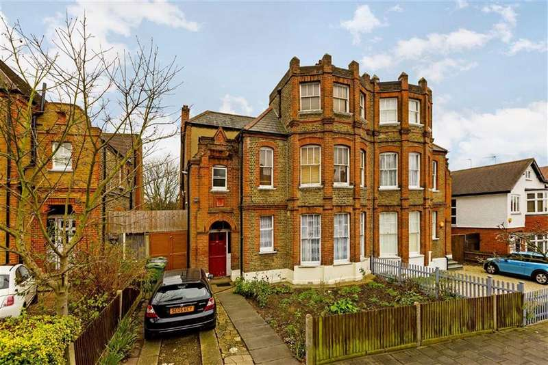 2 Bedrooms Maisonette Flat for sale in Telford Avenue, Telford Park