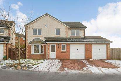 4 Bedrooms Detached House for sale in Paddock Court, Carluke