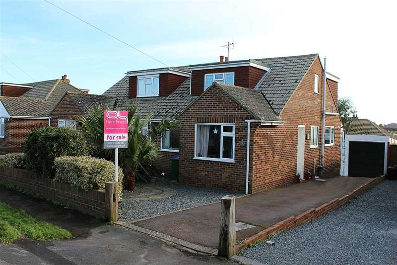 4 Bedrooms Bungalow for sale in Firle Road, Peacehaven