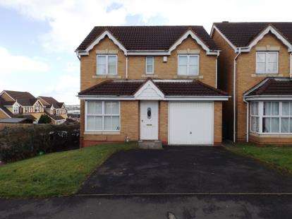 4 Bedrooms Detached House for sale in Brades Rise, Oldbury, West Midlands