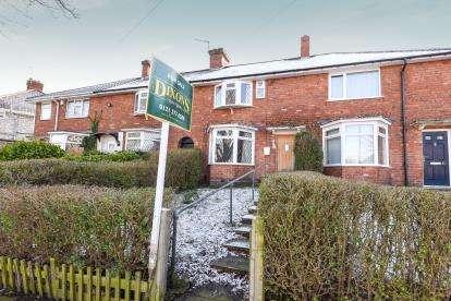 3 Bedrooms Terraced House for sale in Elstree Road, Erdington, Birmingham, West Midlands