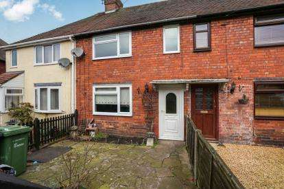 3 Bedrooms Terraced House for sale in Hollick Crescent, Gun Hill, Coventry, Warwickshire