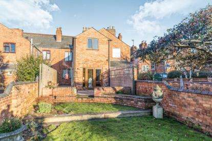 4 Bedrooms Terraced House for sale in Arboretum Road, Arboretum, Worcester, Worcestershire