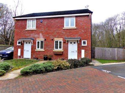2 Bedrooms Semi Detached House for sale in Penmire Grove, Walsall, West Midlands