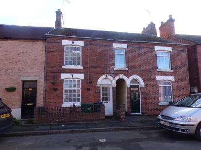 3 Bedrooms Terraced House for sale in Regent Street, Church Gresley, Swadlincote