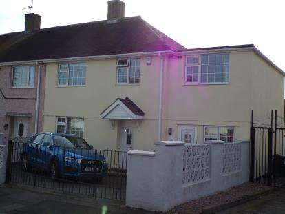 4 Bedrooms Semi Detached House for sale in Wilden Crescent, Clifton, Nottingham, Nottinghamshire