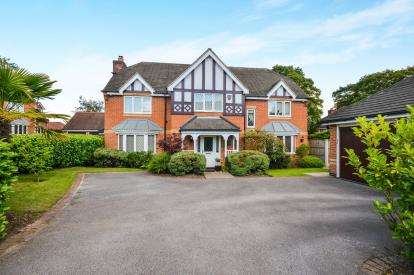5 Bedrooms Detached House for sale in Haddon Road, Mansfield, Nottinghamshire