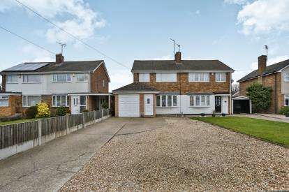 3 Bedrooms Semi Detached House for sale in Wells Close, Mansfield Woodhouse, Mansfield, Nottinghamshire