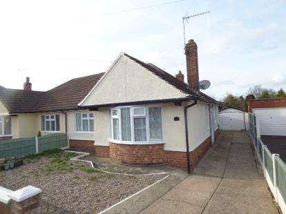 2 Bedrooms Semi Detached House for sale in Cheddar Road, Wigston, Leicestershire