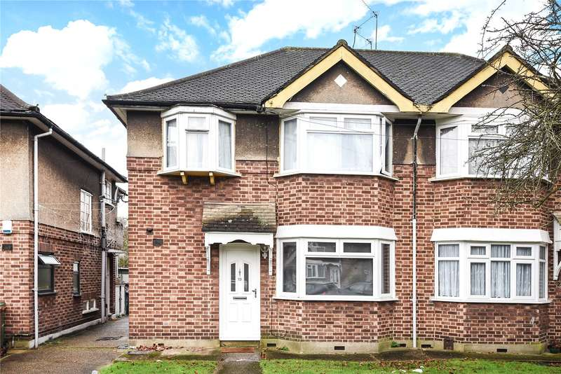 2 Bedrooms Maisonette Flat for sale in Lowther Road, Stanmore, Middlesex, HA7