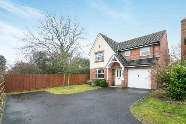 4 Bedrooms Detached House for sale in Chineham, Basingstoke, .