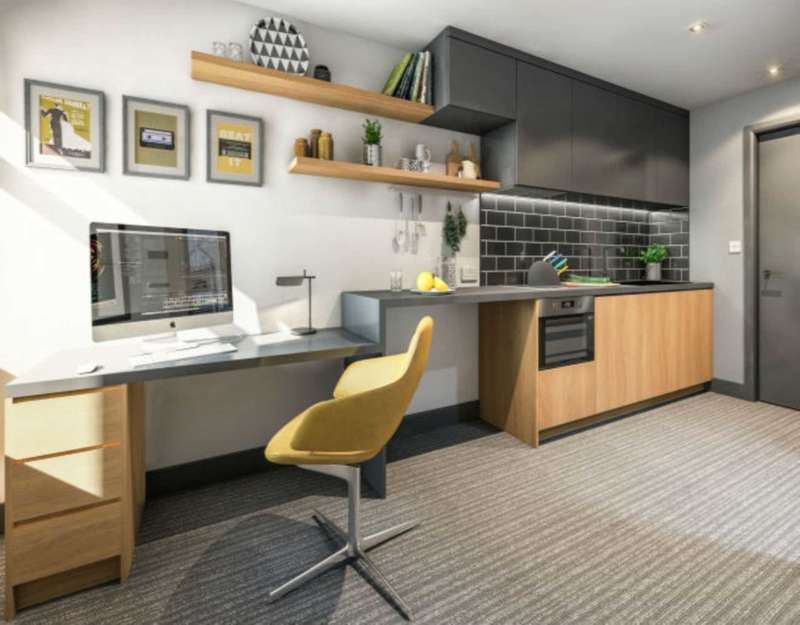 1 Bedroom Apartment Flat for sale in Reference: 96524, North Hill Court, Plymouth