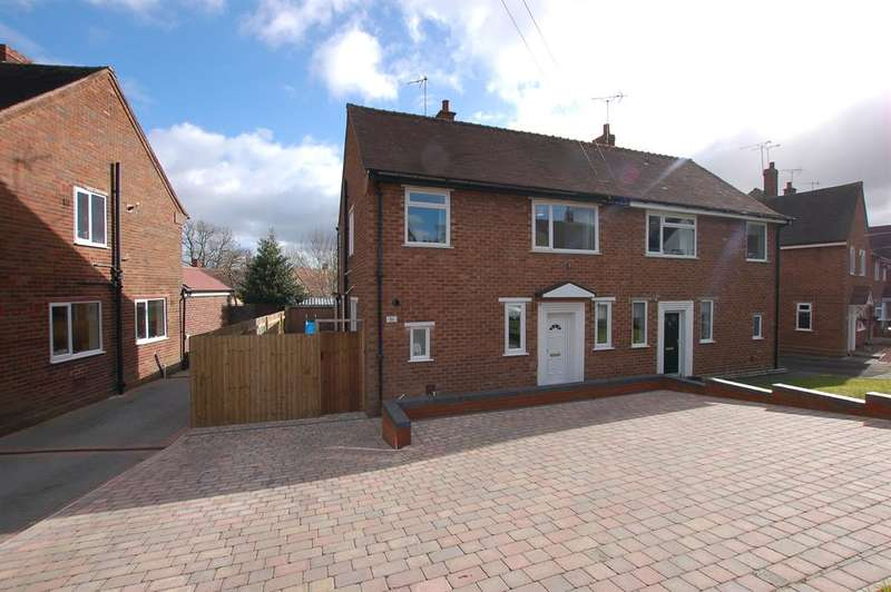 3 Bedrooms Semi Detached House for sale in Shenstone Avenue, Stourbridge, DY8 3EJ