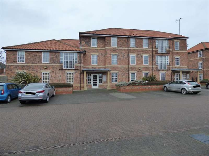 2 Bedrooms Apartment Flat for sale in Mill View Place, Mill View Road, Beverley, HU17 0GL