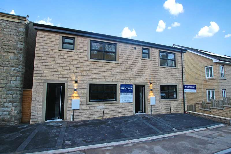 4 Bedrooms Semi Detached House for sale in Harwood Street, Darwen, BB3 1PA