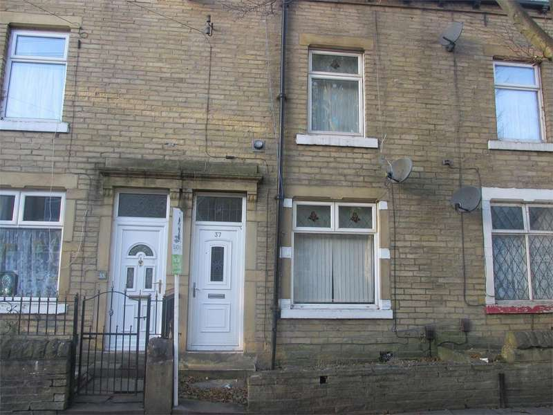 2 Bedrooms Terraced House for sale in Lytton Road, Girlington, BRADFORD, West Yorkshire