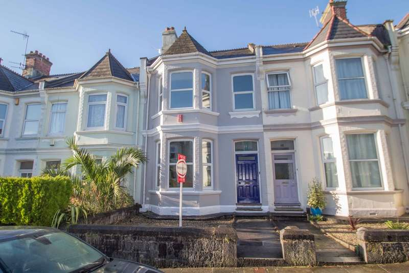 3 Bedrooms Terraced House for sale in Stoke, Plymouth