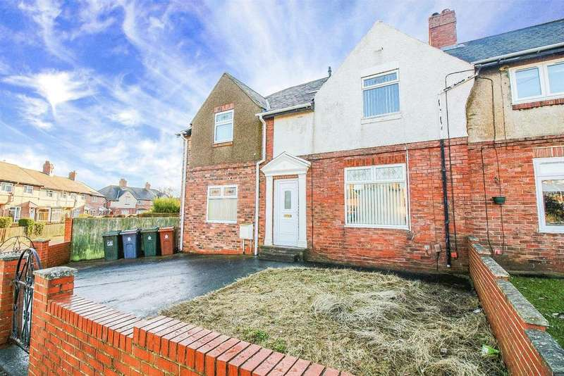 4 Bedrooms Semi Detached House for sale in Langley Road, North Shields