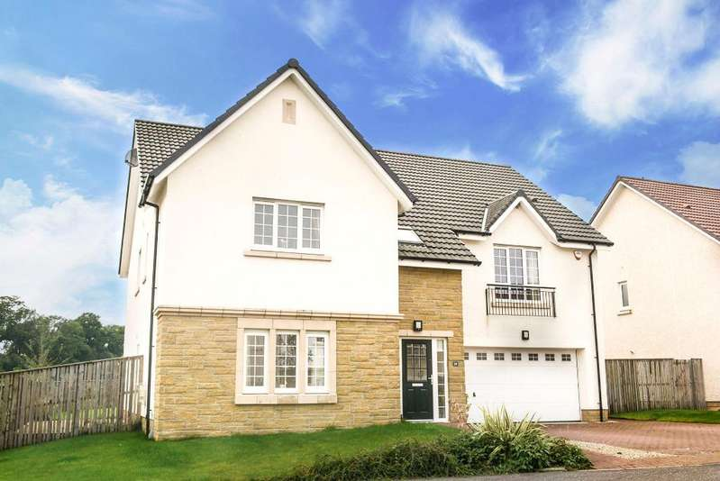 5 Bedrooms Detached House for sale in James Smith Road, Deanston, Doune, Stirling, FK16 6EG