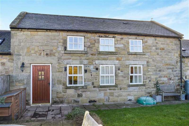 4 Bedrooms Semi Detached House for sale in North Farm, Belford, Northumberland