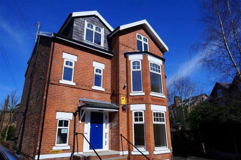 2 Bedrooms Apartment Flat for sale in 9 Chestnut Avenue, Chorlton, Manchester, M21
