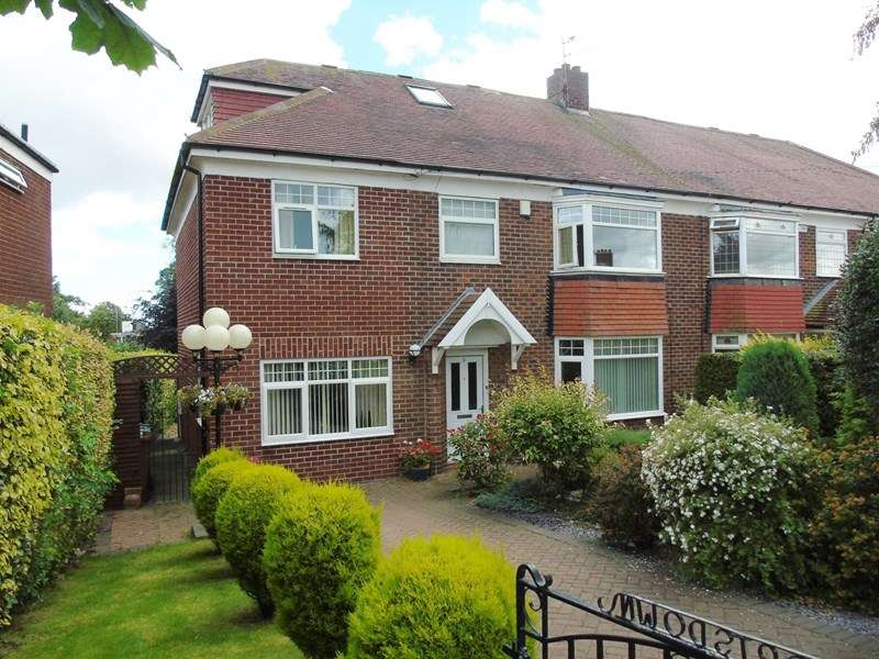4 Bedrooms Property for sale in Summerhill, East Herrington, Sunderland, Tyne and Wear, SR3 3NH