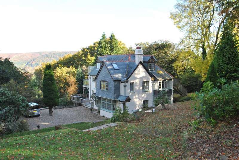 5 Bedrooms Detached House for sale in Parsons Hill, Porlock