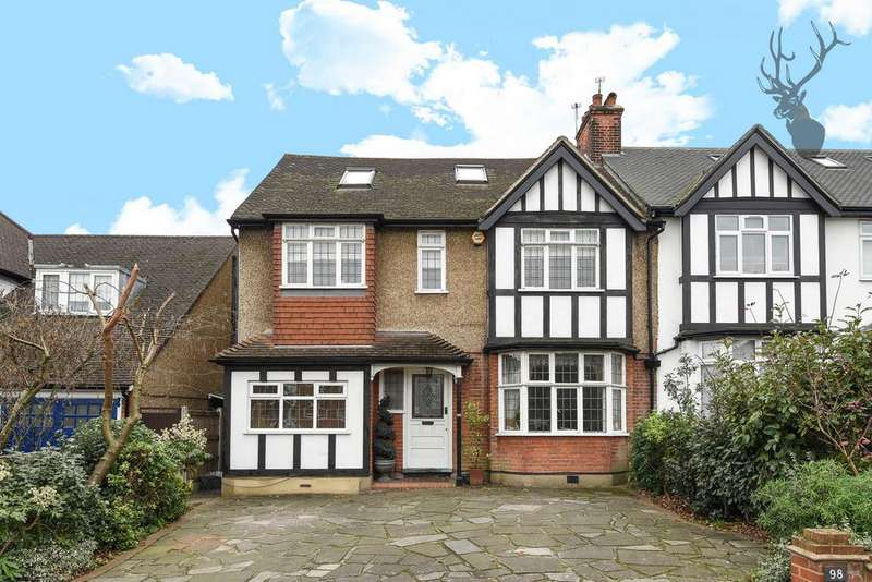 5 Bedrooms House for sale in Palmerston Road, Buckhurst Hill, IG9