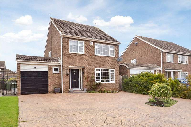 4 Bedrooms Detached House for sale in Dinsdale Drive, Eaglescliffe, Stockton-on-Tees