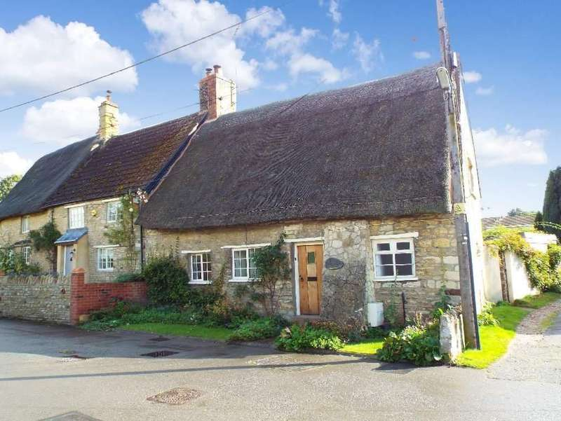 2 Bedrooms Cottage House for sale in DUCK END, WOLLASTON