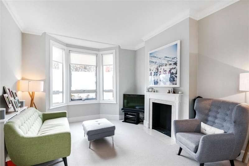 4 Bedrooms Terraced House for sale in Prothero Road, Fulham Broadway, Fulham, London, SW6