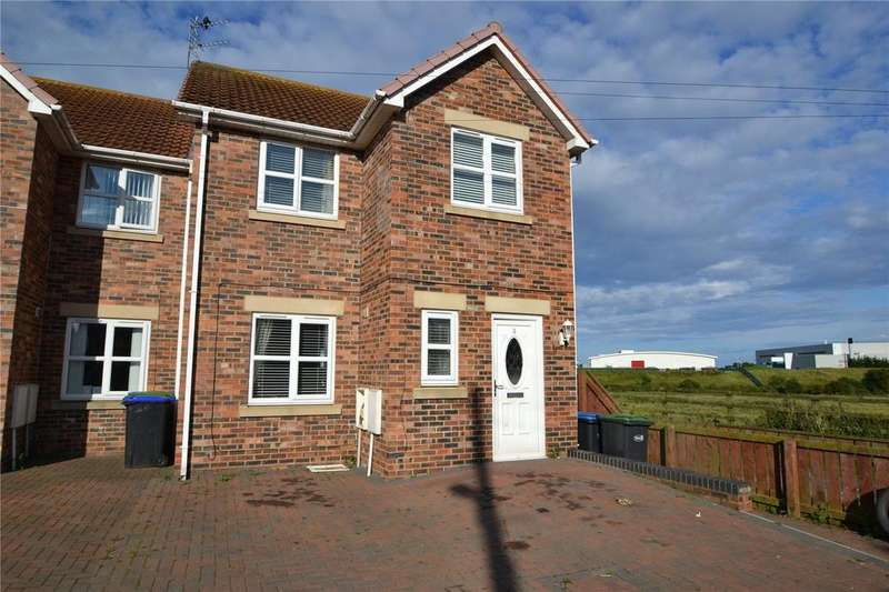 3 Bedrooms Terraced House for sale in The Tilery, Dene Terrace, Shotton Colliery, Co. Durham, DH6