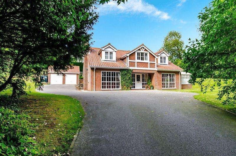 4 Bedrooms Detached House for sale in Church Lane, Hagworthingham